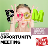 Poverty-Over Opportunity Meeting in Ramstein, Germany