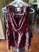 Cute Maternity Blouse, Size L in Fort Campbell, Kentucky