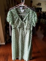 Sheer Maternity Dress, Size M in Fort Campbell, Kentucky