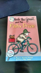 Nate the Great and The Fishy Prize in Fort Campbell, Kentucky