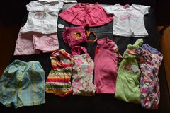 Lot of 18 months Girl Clothes in Joliet, Illinois