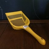 NEW Kitty Litter Scoop - NWT Yellow in Kingwood, Texas