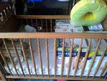 Baby Crib and Matress sheets bumper in Vista, California