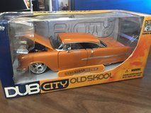DUB city old skool 1955 chevy bel air die cast 1:24 in 29 Palms, California