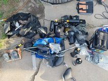Paintball gun's and accessories  lot in Lawton, Oklahoma