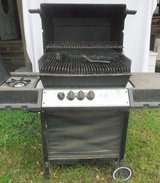 Broil-Mate Gas B-B-Q with Two Grilling Shelves and Side Burner. in Conroe, Texas