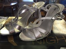 Fioni Night Heels/ Silver in 29 Palms, California