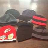8 kids winter hats in Spangdahlem, Germany