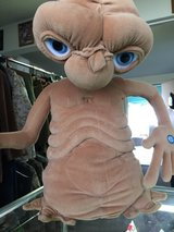 "ET EXTRA TERRESTRIAL TALKING PLUSH DOLL 24"" LIGHT UP Finger and Heart in 29 Palms, California"
