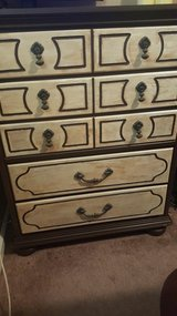 Refinished chest of drawers in Warner Robins, Georgia