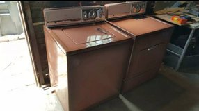 Vintage 1968 Sears Kenmore Washer and Gas Dryer in Huntington Beach, California