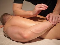 Deep tissue with oil massage located in Chatan, Okinawa in Okinawa, Japan