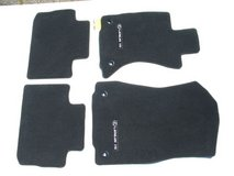 2012 IS350 AWD OEM Floor Mats & WeatherTech Mats (Both Sets) in Fort Carson, Colorado