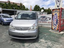 2003 Nissan Serena - Leather - TINT - 500 Plate - Super Clean - 8 Passenger Van - Compare & $ave! in Okinawa, Japan