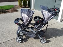 "Baby Trend ""Sit N Stand"" Stroller in Fort Lewis, Washington"