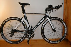 Cannondale Slice 5 Triathlon !!!! 54 with Shimano 105 SET! Reduced! in Grafenwoehr, GE