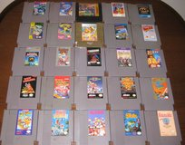 Looking for NES Games and Accessories! in Fort Knox, Kentucky