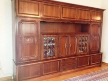 Living Room Schrank Cupboard in Spangdahlem, Germany