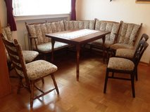 Dinning room furniture in Spangdahlem, Germany