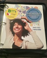CCCC General Psychology Textbook in Camp Lejeune, North Carolina
