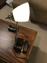 Black Desk Lamp (comes with Light Bulb) in Okinawa, Japan