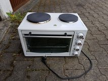 Combination stove top and oven in Stuttgart, GE