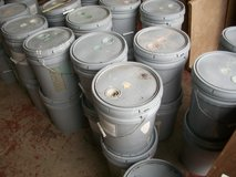 5 Gal Mixed Paint cans in Cherry Point, North Carolina