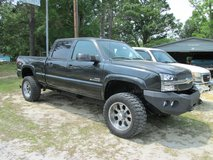 2004 CHEVY 2500HD CREW CAB, 4X4, LIFTED, DURAMAX DIESEL in bookoo, US