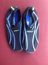 Speedo Swim shoes, size youth M in Naperville, Illinois