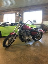 Reduced 2004 Harley Davidson Sportster 1200 in Fort Leonard Wood, Missouri