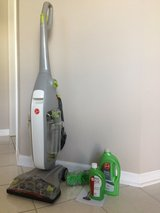 Hoover FloorMate Deluxe - Like New in Sugar Grove, Illinois