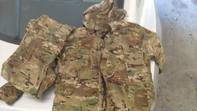 OCP wet weather top and trousers in Lawton, Oklahoma