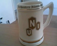 College beer stein/mug in Great Lakes, Illinois