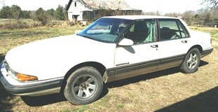 89 Pontiac Bonneville LE Parts Car or Would Make a Great Race/Derby Car in Bowling Green, Kentucky