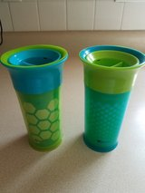Sippy cups in Fort Leonard Wood, Missouri