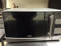 Microwave oven,  And Stainless steel Prep Tables in Algonquin, Illinois