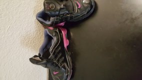 Kids shoes/girl size 11- Nike Shox in Miramar, California