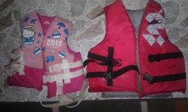 Toddler and youth life jackets in Huntsville, Alabama