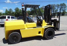 2006 Hyster 110 Forklift in Houston, Texas