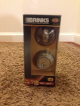 Brinks deadbolt lock-New in Quantico, Virginia