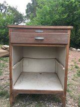 Utility cabinet with drawer in Alamogordo, New Mexico