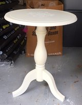 white accent table in Kingwood, Texas