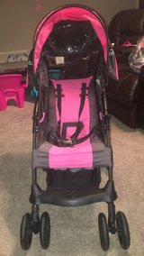 Girl's Pink And Black Kolocraft Cloud Sport Free-Stand 1-Hand Folding in Fort Rucker, Alabama