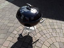 WEBER Huge charcoal grill BBQ in Ramstein, Germany