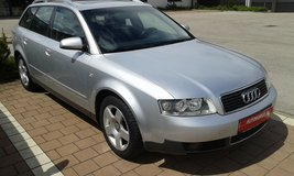 Audi A4 1.9 TDI wagon brand new inspection free delivery in Hohenfels, Germany