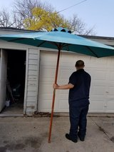 6x6 Patio Umbrella in Naperville, Illinois