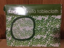 Tag Outdoor Umbrella Tablecloth in Oswego, Illinois