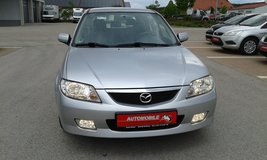 Mazda 323f only 55.000km brand new inspection in Hohenfels, Germany