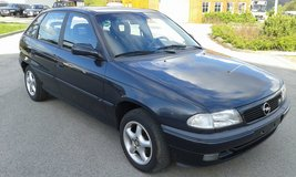 Opel automatic astra brand new inspection in Hohenfels, Germany