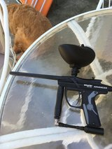 Paintball gun in Naperville, Illinois